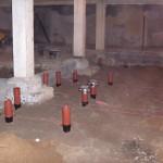 Etablering af nye toiletter og motionsrum i kælder, Herlev